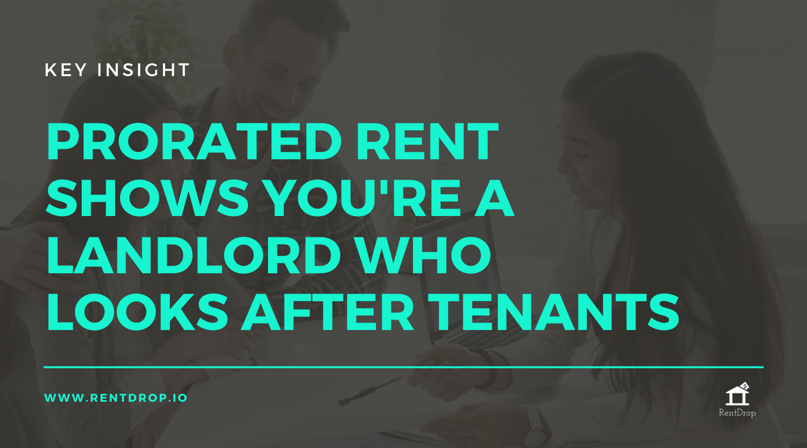 Prorated rent calculating