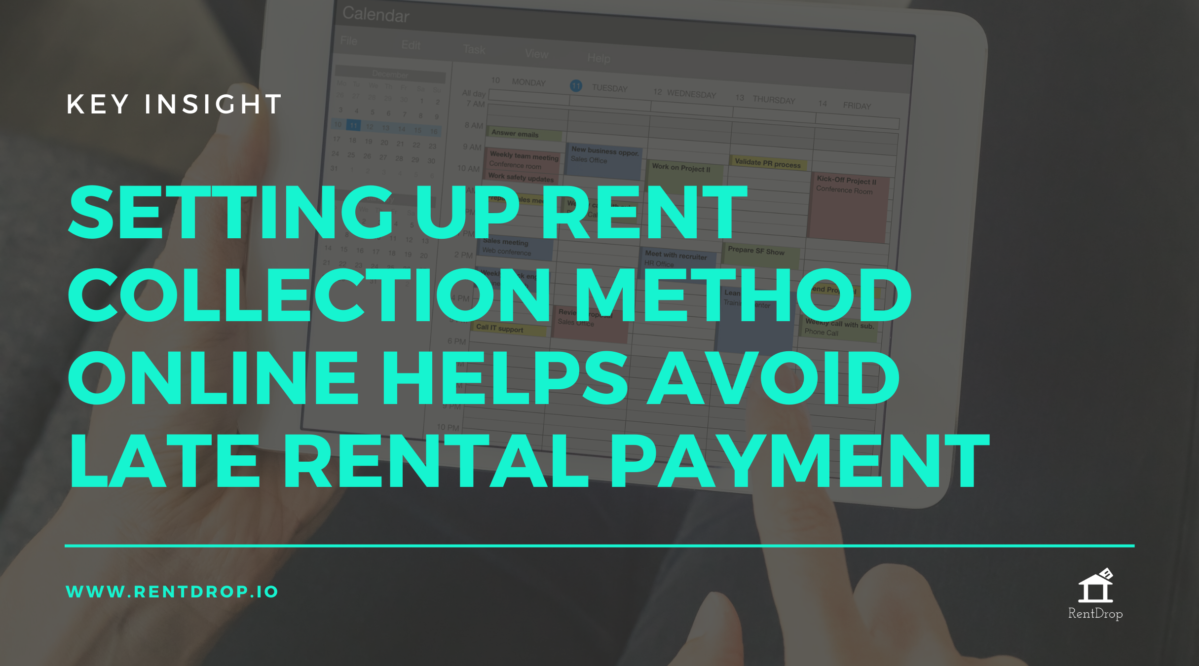 rentdrop online rent collection quote