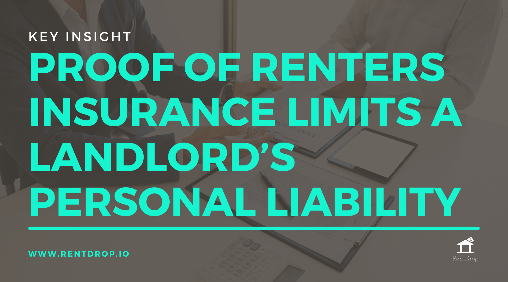 Proof of Renters Insurance Explained rentdrop insight