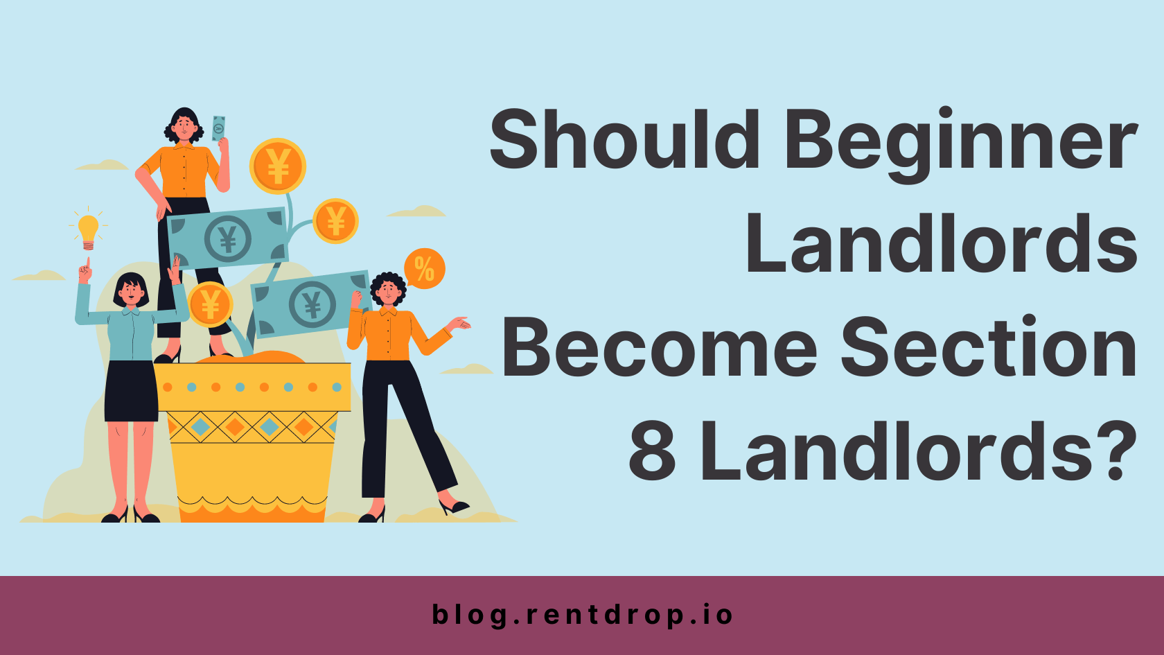 what is section 8 housing rentdrop