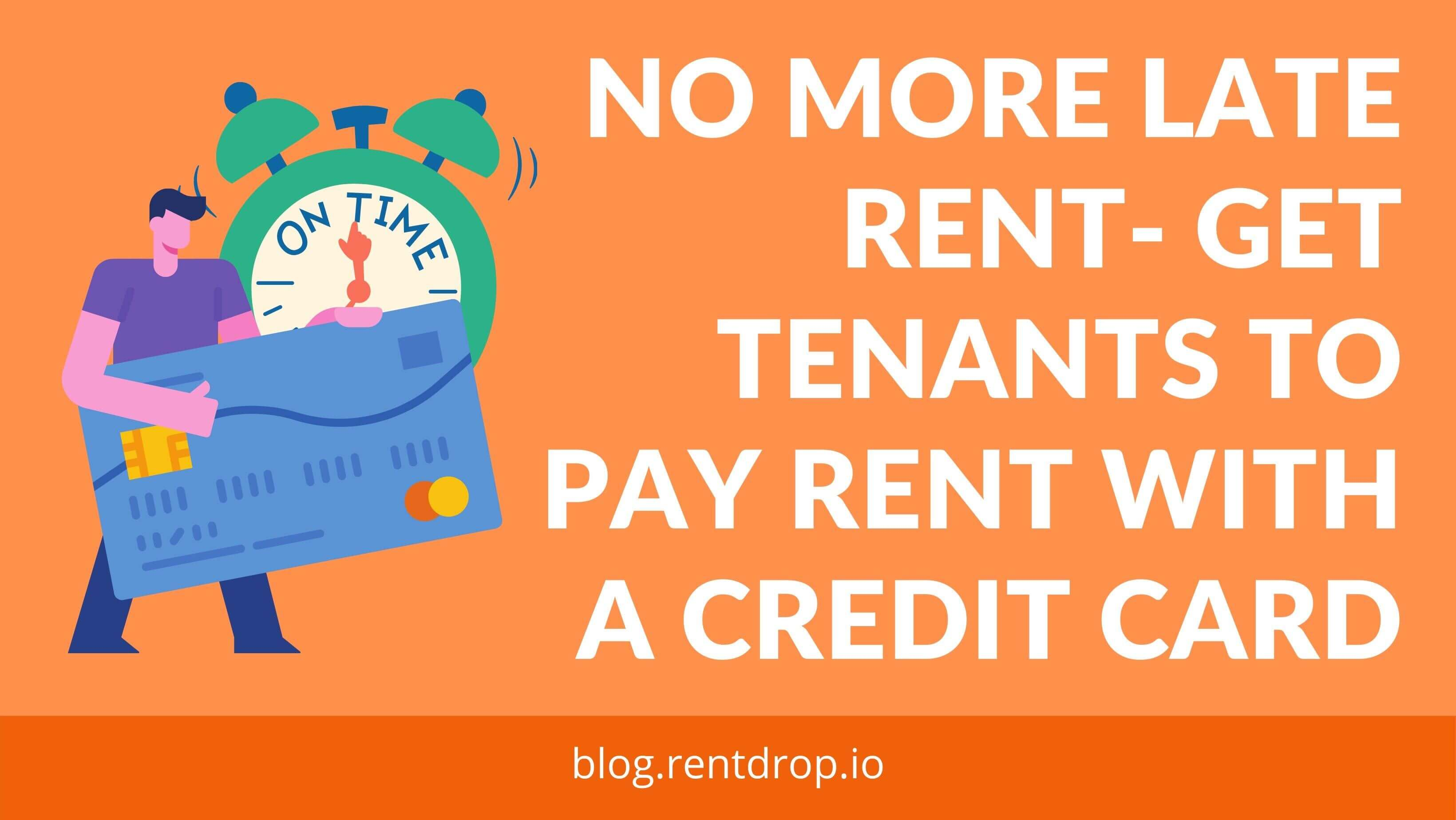 rentdrop pay rent with credit card hero