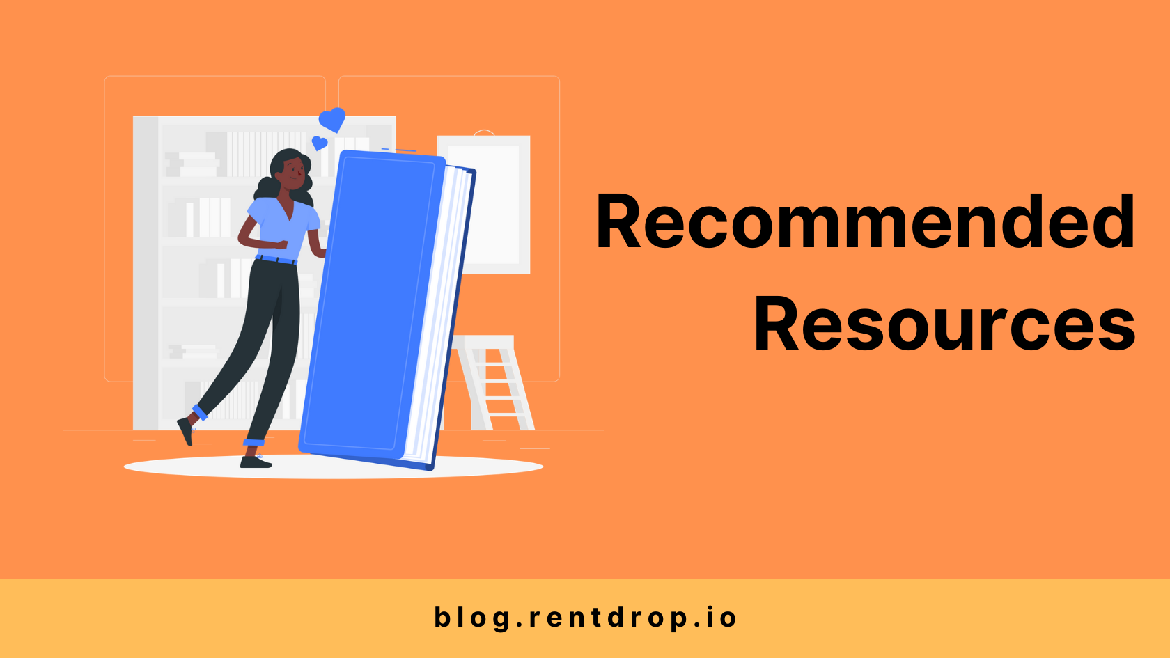 recommended resources rentdrop