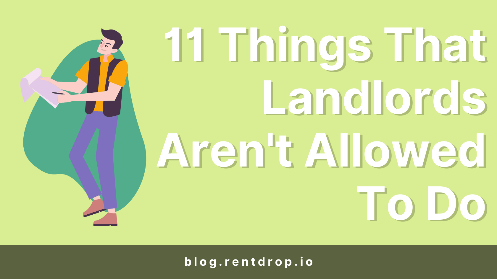 what a landlord cannot do rentdrop
